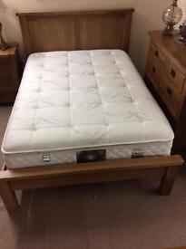 Bed frame deal.