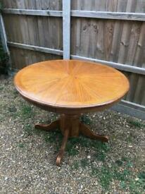 FREE wooden extending table