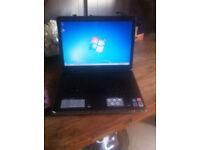 Sony VAIO laptop, dual core processor, 2GB RAM
