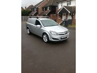 Vauxhall Astra sportive