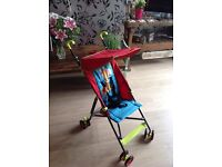 Hauck go-s buggy pushchair brand new never used