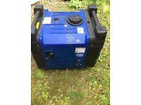 Hyundai 3600 LPG generator