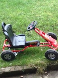 Go kart for sale good condition