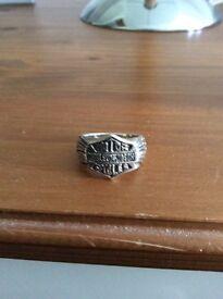 Harley D ring