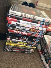 Movies - collection only - Benton