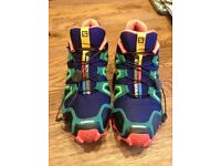 Salomon Speedcross 2 hill running trainers size 6