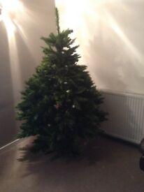 Quality artificial Christmas tree