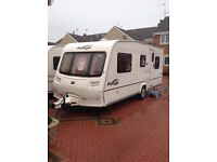 Bailey pageant auvergne 5 berth 2005 double Dinet