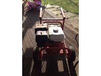 Genarator for sale 110v 8hp good working order on trolley