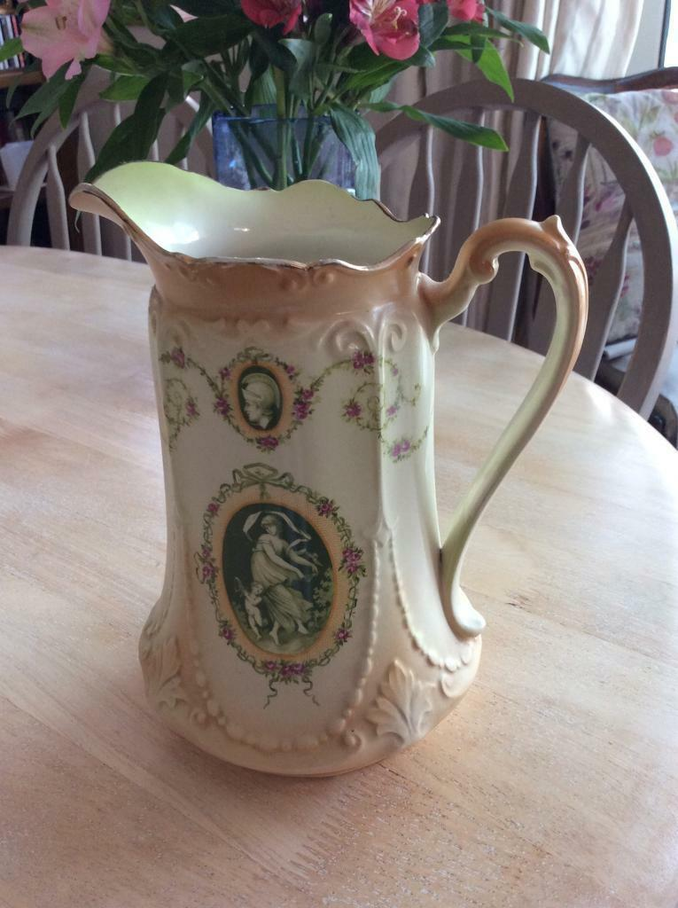 Adams antique jug