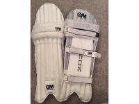 GM cricket pads