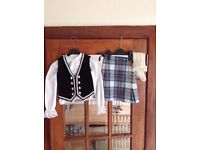 Highland dance starter outfit- child