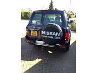 Nissan Patrol swb diesel