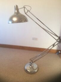 Large standing lamp
