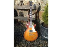 Les Paul hand built replica Superbly aged.