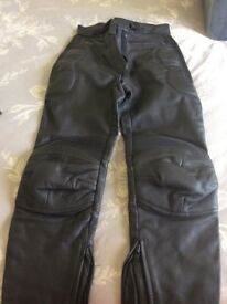 Frank Thomas motorcycle trousers