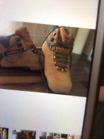 Merrill boots.