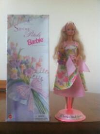 Avon Exclusive Spring Petals Barbie Doll
