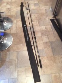 "BRAND NEW ""GRANSLAM"" Advanced Carbon Strike 12ft Specimen Carp Rods."