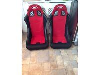 Racing car seats brand new ... x2
