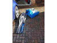 GARBOLINO EVA STINK BAG 3 NET LARGE & READY ROD BAG (NOT HARDCASE)