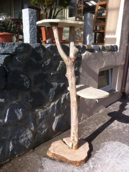 reserviert kratzbaum naturholz handarbeit wundersch n in kr passau passau ebay kleinanzeigen. Black Bedroom Furniture Sets. Home Design Ideas