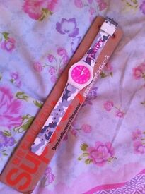 Genuine ladies superdry watch