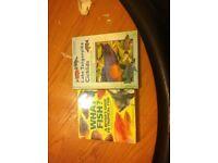 Fresh water aquarium book