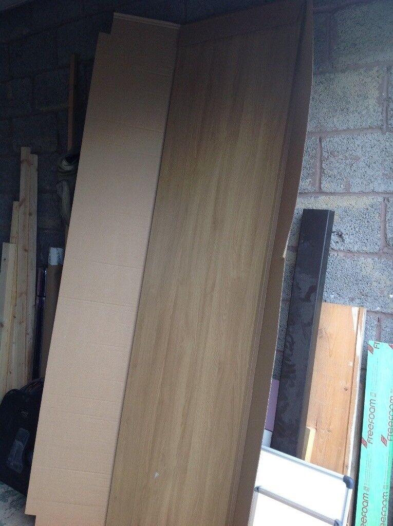 Brand new WREN Kitchen end panels 600mm wide x 2280mm long