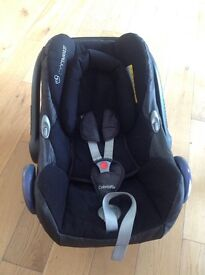 Maxi Cosi group 0 car seat for sale £35 in good condition