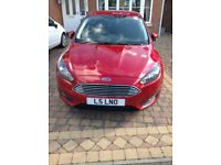 Ford Focus Zetec Edition 1.0 EcoBoost with Convenience Pack