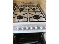 Belling Freestanding Gas cooker. Clean and in good working order