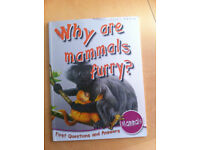 First Questions and Answers - Why are mammals furry?