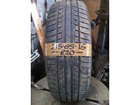 215-65-16 Nexen Cp641 98H 4.5mm Part Worn Tyre