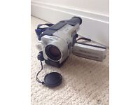 Sony Handycam CCD-TRV218 E Hi8 Video Camcorder With Night Vision