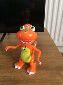 Dinosaur Train buddy interactive toy