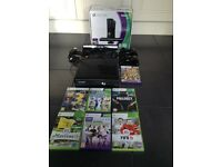 XBOX 360 4 GB Console with Kinect Sensor