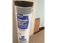 Wickes traditional under slating roofing felt