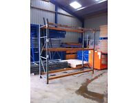 Link 68 Commercial Heavy Duty Industrial Warehouse Shelving Storage Pallet Racking Units For Sale