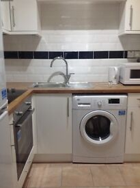 Newly refurbished self contained studio