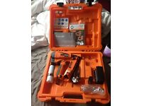 Paslode 2nd fix nail gun