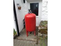 200 litre Pressure Vessel
