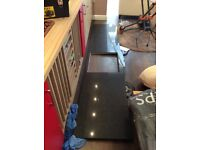 Galaxy quartz kitchen worktop fantastic condition