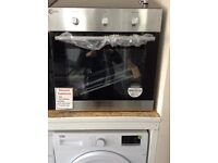 Flavel built in single oven new/graded 12 month gtee £169