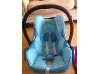 Maxi cosi Cabriofix infant car sear