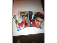 ELVIS PRESLEY FAN CLUB MAGAZINES