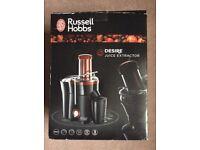 Russell Hobbs juice extractor