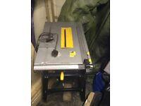 Titan 10 inch table saw