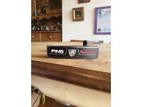 Ping Redwood Anser 303ss putter for sale