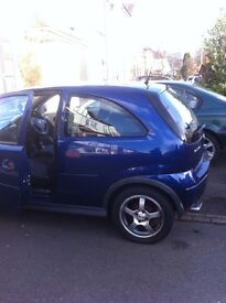 LOOK!! CORSA C!! MOTED!! £1095OVNO